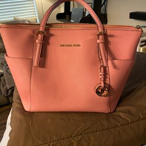 Michael Kors Carnation Pink Large Bag